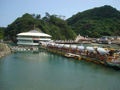 Shimoda Floating Aquarium Shizuoka