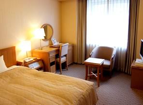 Tokyo Garden Palace Hotel room