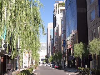 Shopping in Ginza Tokyo