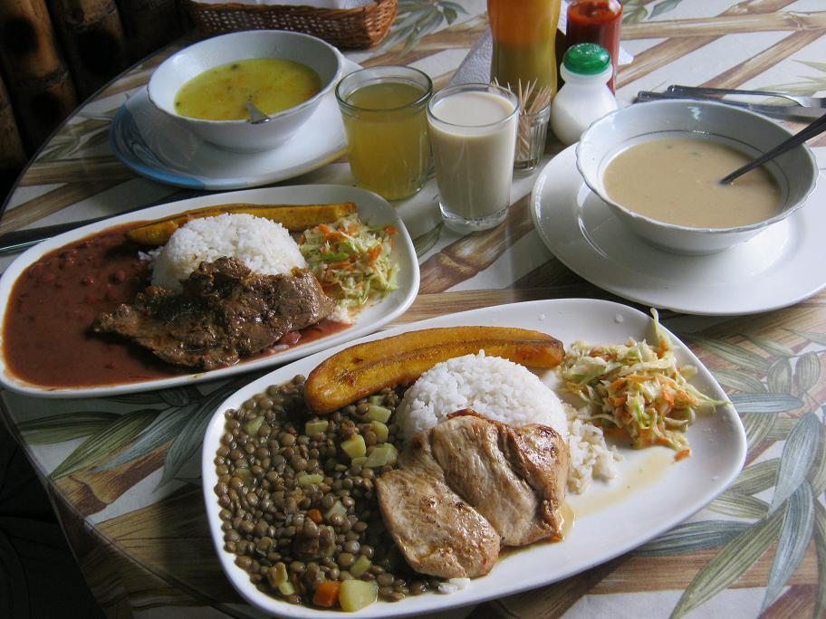 Nuestro Laberinto Como Almorzar Como Un Colombiano How