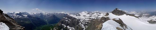 sci alpinismo in vanoise