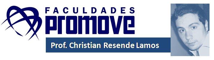 Prof. Christian Resende Lamos
