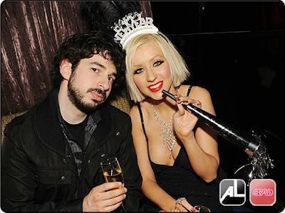El 2010 de Christina Aguilera ADENTRO
