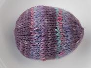 Knitted Easter Egg Pattern