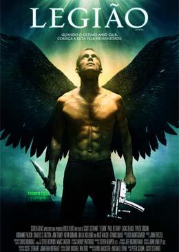 Filme Poster Legião DVDRip RMVB Dublado