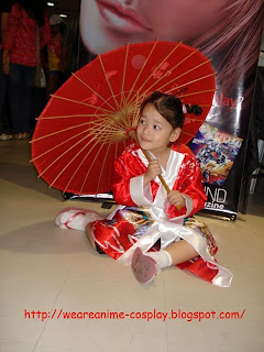 japanese kid cosplay