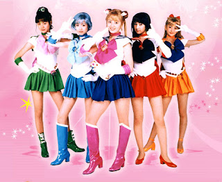 Live action Sailor moon