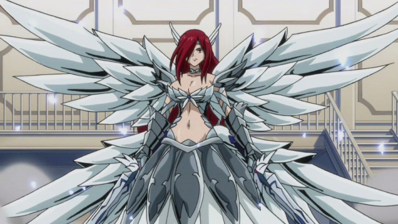 Cosplay holic cosplay mania x 2010 day2 1of 2 - Fairy tail erza sexy ...