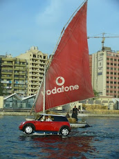 Mini in the Nile