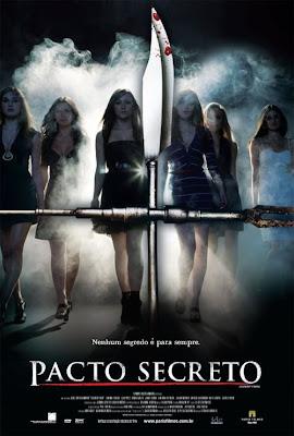 Filme Poster Pacto Secreto DVDRip RMVB Dublado