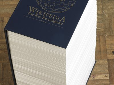 32 am By Clo Willaerts art   books   wikipedia 2 commentsWikipedia Book