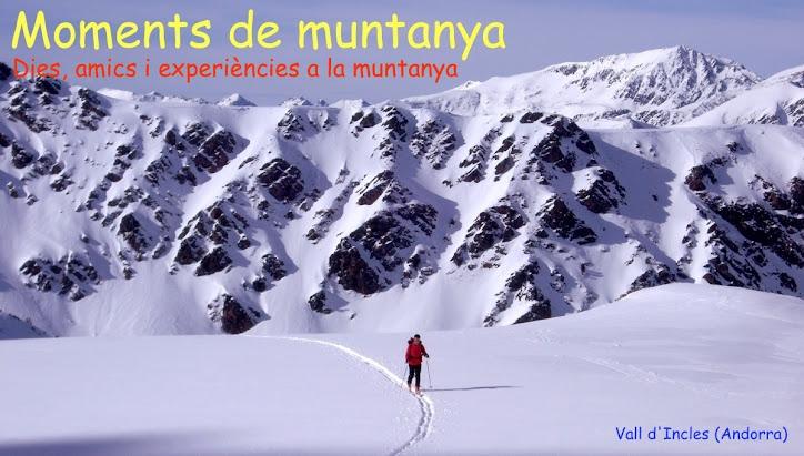 Moments de muntanya