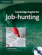Cambridge English for Jobhunting