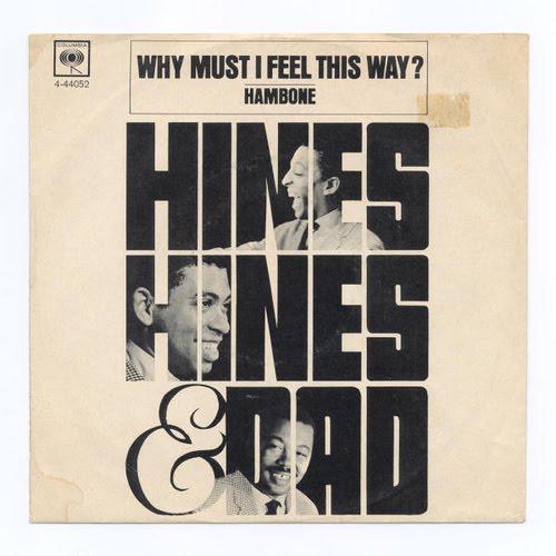Hines, Hines & Dad - Pandemonium