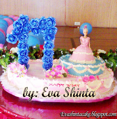 By: Eva Shinta Cake