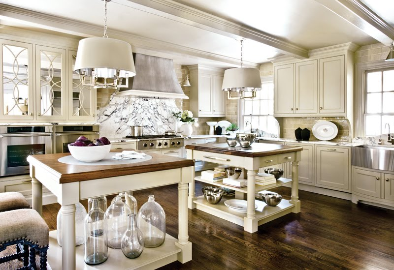 Dream Kitchen Islands
