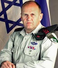 Major-General Aharon Zeevi-Farkash, Israel's former chief of Military Intelligence