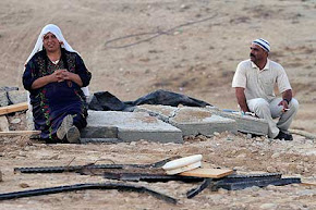 Click to sign the petition to PM Netanyahu: End the destruction of Bedouin villages in Israel