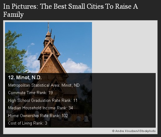 Life among the tall pines minot is 12 for Best mountain towns to raise a family