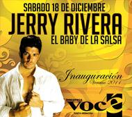 jerry rivera discoteca voce del sur