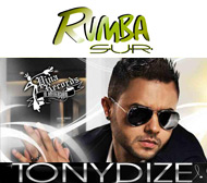 Tony Dize, Rumba Sur de Punta Hermosa, Sabado 12 de Febrero 2011