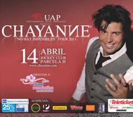 Chayanne en Lima, Jockey Club del Peru, 14 de Abril del 2011
