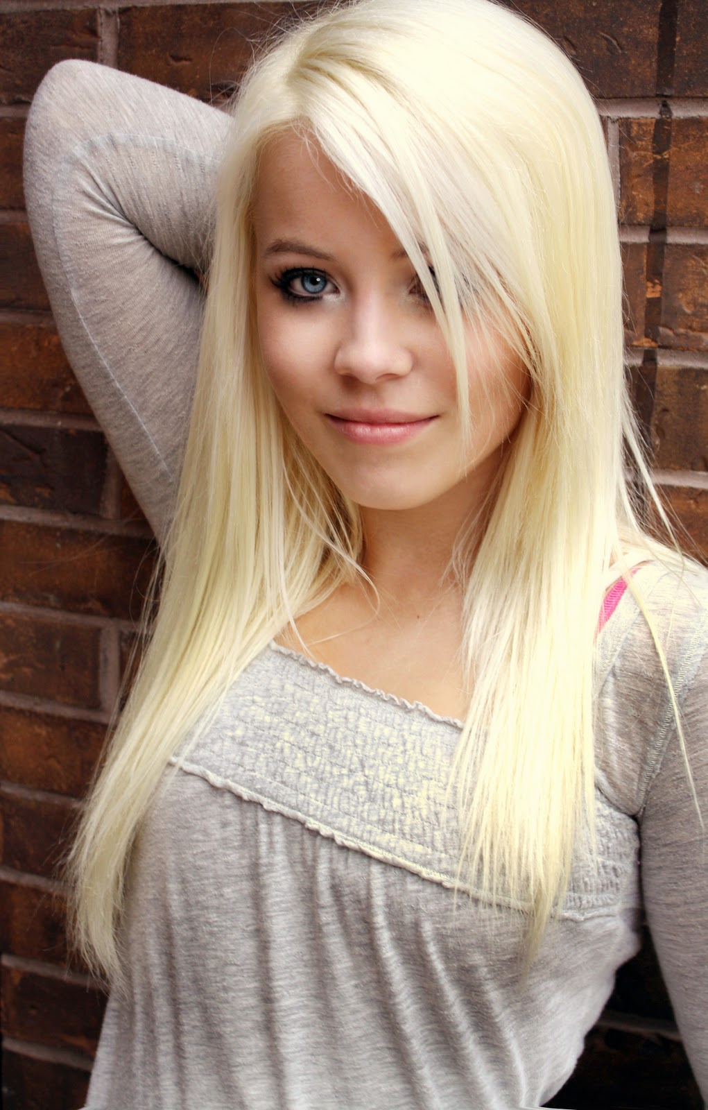 Blonde Ombre Hair Color Hot Girls Wallpaper