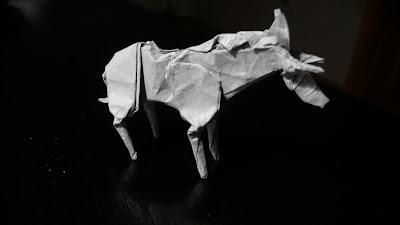 Horse from Noburu Miyajima