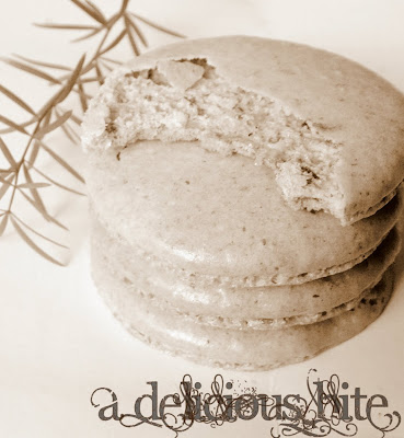 Ria's Collection: Coffee Chicory Macarons & A MAC attack!