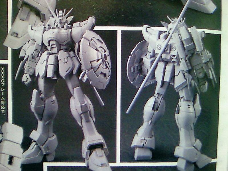 MG Shenlong Gundam EW (aka Ver. Ka.) 1