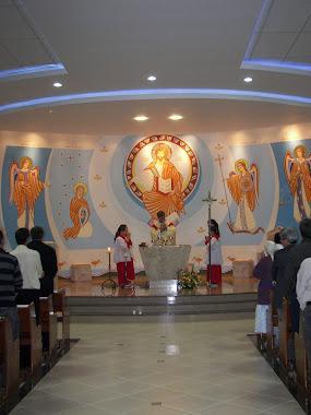 Pantocrator, Junto com Arcanjo,Miguel, Rafael, gabriel