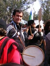 La Marcha de los Bombos 2008