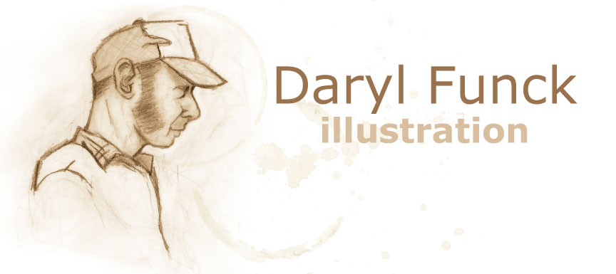 Daryl Funck Illustration