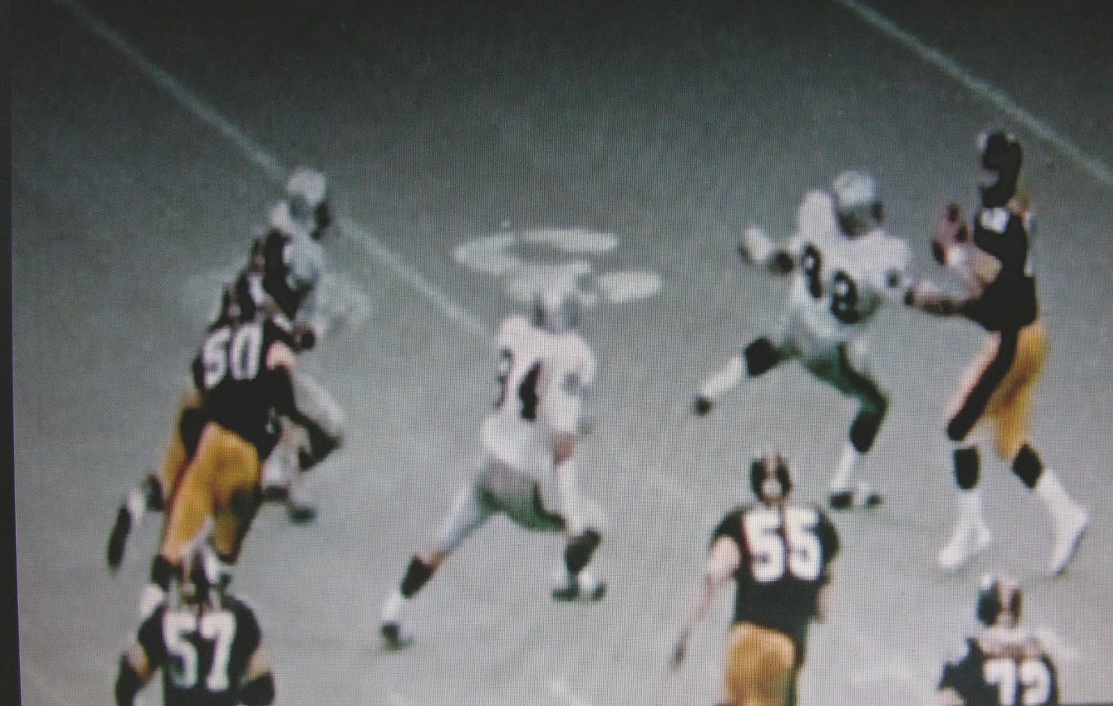 Author and artist immaculate reception proven