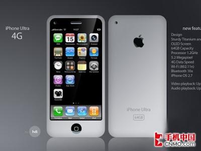 iPhone Ultra(Iphone 4G)