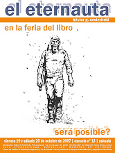 EL ETERNAUTA EN LA FERIA DEL LIBRO