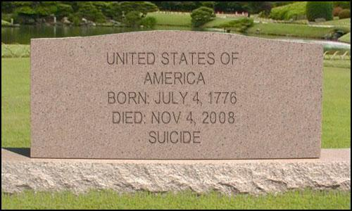 americas headstone