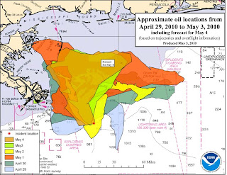 Tennessee Aquarium Blog: Gulf of Mexico Oil Spill Information