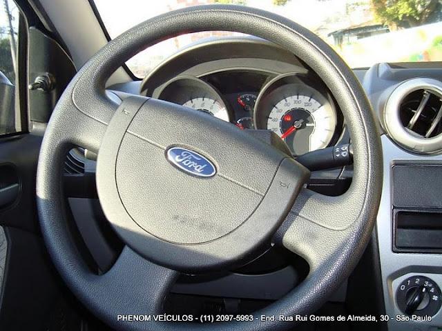 Ford Fiesta Sedan 2009 1.6 Flex Completo
