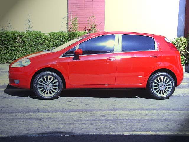 Apesar de o motor GM 1.8 8V que equipa do Fiat Punto HLX 1.8 ser uma unidade