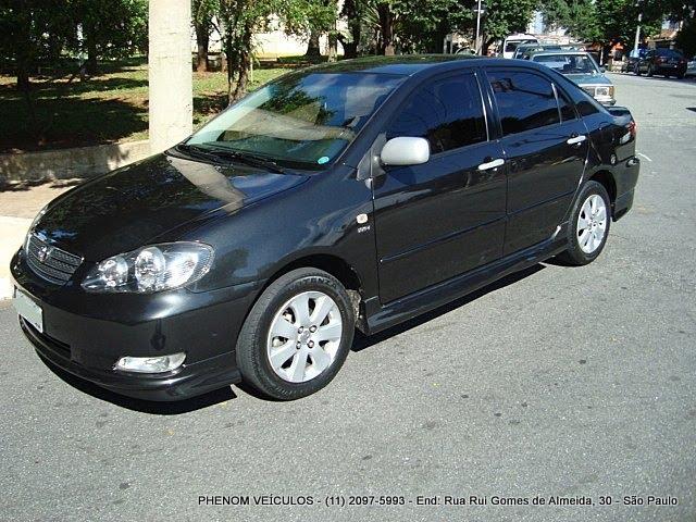 Carro Usado: Toyota Corolla S 2007 Tem Boa Relação Custo X Benefício |  CAR.BLOG.BR