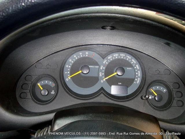 Chevrolet Corsa Classic 2009 - Painel Instrumentos