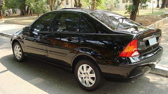 Ford focus sedan ghia autom tico 2008 fotos consumo for Focus automatico