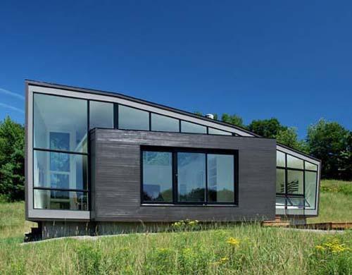Architecture - Small modern cottage design ...