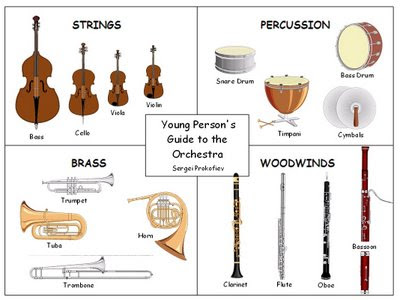 Learn Me Music: Young Person's Guide to the Orchestra | Music and ...