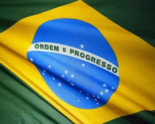 Bandeira Nacional do Brasil!