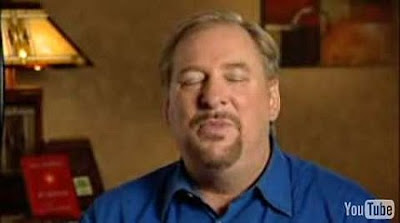 Rick Warren vlogging