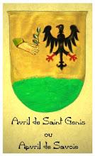 Saint(Hohen) Genis,Staufen, Avril FRUHER Staufer ) Niphi Nero' Imavrincoure (la Dinastia  Nascosta)