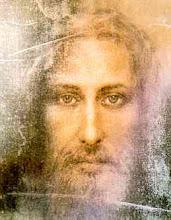 Il volto di Cristo sindonico elaborazione Nasa