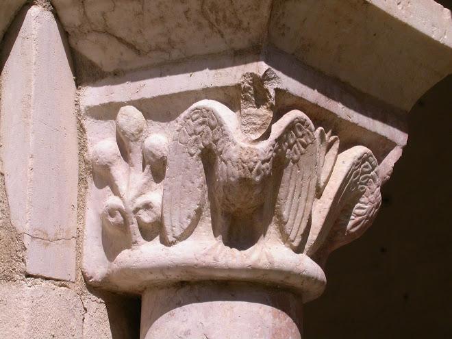 Capitello Avril de  Saint Genis Buren Anjou